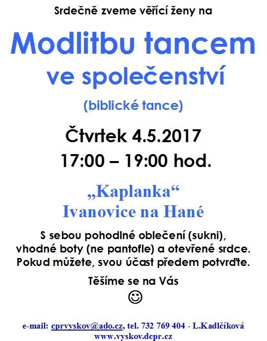 Tance Ivanovice