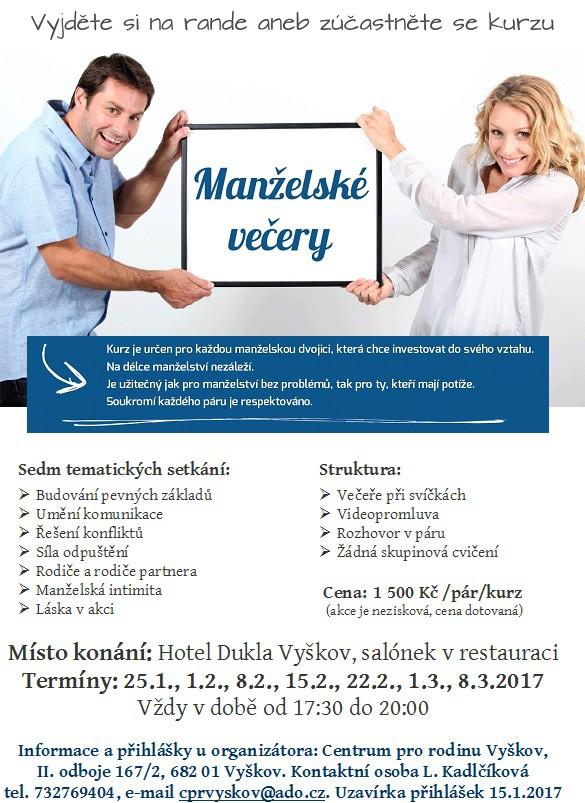 Manzelske vecery new